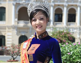 Hoa hậu Triệu Thị Hà phân trần về vụ cát-sê 2000 đô