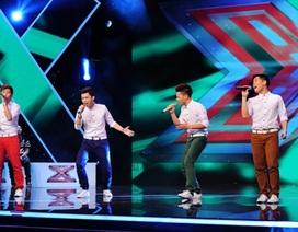 """Bốn chàng trai O+ tiếp tục gây """"sốt"""" với hit """"Chờ người nơi ấy"""" của Uyên Linh"""