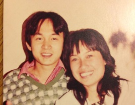 Nhạc sỹ Quốc Trung hé lộ hình ảnh thời trai trẻ