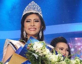 Đặng Thu Thảo bất ngờ giành vương miện 1,6 tỷ của Hoa hậu Đại dương
