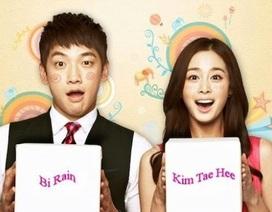 9 cặp đôi ngọt ngào nhất của showbiz xứ Hàn
