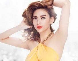 Sau tin đồn giải nghệ, siêu mẫu Hoàng Yến tung ảnh đẹp lung linh
