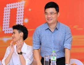 """Quang Linh bất ngờ làm giám khảo """"Cặp đôi hoàn hảo"""" 2014"""