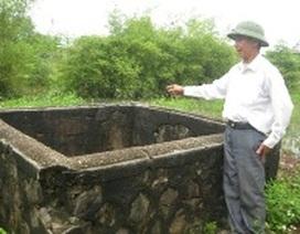 Phát hiện giếng nước cổ thời Chăm Pa