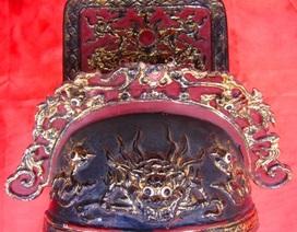 Phát hiện chiếc mũ Quan Võ Đại quý hiếm triều Lê