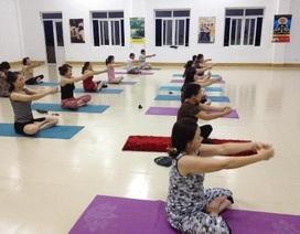 Hà Tĩnh: Lần đầu tiên đưa môn yoga vào trong bệnh viện