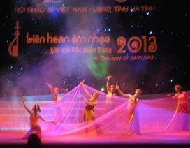 Khai mạc liên hoan âm nhạc khu vực Bắc miền Trung