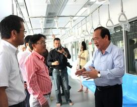 Vận hành đoạn trên cao tuyến metro Bến Thành - Suối Tiên vào năm 2018
