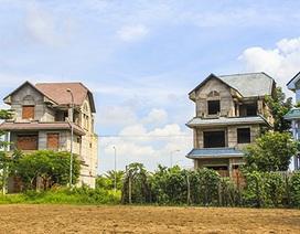 """Giao dịch mua bán nhà đất """"bất động"""" vì chờ hệ số k"""