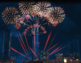 TPHCM sẽ bắn pháo hoa nghệ thuật tại tòa nhà cao nhất thành phố