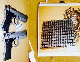 Làm rõ vụ đối tượng nước ngoài mua bán trái phép vũ khí quân dụng
