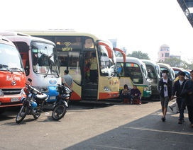 """Phát triển vận tải hành khách công cộng sẽ góp phần dứt điểm nạn """"xe dù"""""""