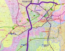 Xây dựng nhánh metro ngầm kết nối với sân bay Tân Sơn Nhất