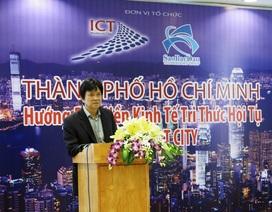 """TPHCM hướng tới một """"thành phố thông minh"""""""