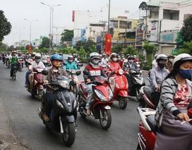 TPHCM muốn tiếp tục thu phí xe máy