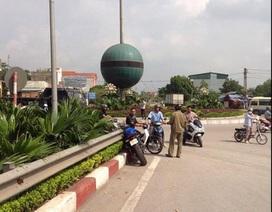 Một dân phượt tử nạn trên cao tốc Thái Nguyên - Bắc Kạn