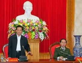 Dấu ấn của lực lượng Công an nhân dân năm 2014