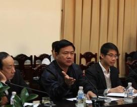 Bộ trưởng Đinh La Thăng: Khuyến khích Uber nhưng phải đúng qui định