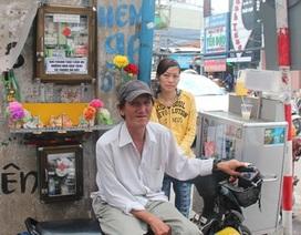 Người tử tế ở Sài Gòn: Tủ thuốc từ thiện và xe cấp cứu 2 bánh