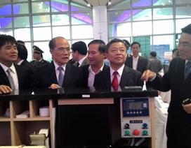 Khánh thành nhà ga hàng không quốc tế Vinh