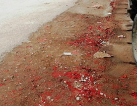 Cảnh cáo thiếu niên đốt pháo đêm giao thừa tại Quảng Ninh