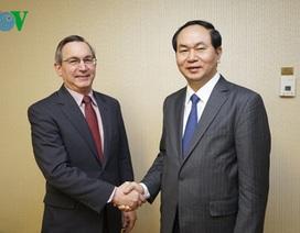 Bộ trưởng Trần Đại Quang thăm và làm việc tại Hoa Kỳ