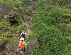 Cứu nạn kịp thời 3 du khách Sài Gòn đi lạc trên núi Bà Đen trong đêm khuya