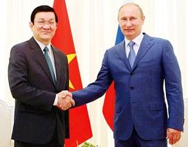 Việt Nam củng cố, tăng cường quan hệ hữu nghị, hợp tác với Nga, Séc và Azerbaijan
