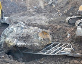 Vụ khối đá 30 tấn: Hai người khai thác phản đối mức phạt 1,1 tỷ đồng