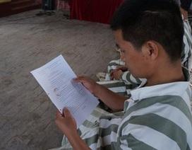 """""""Ngày về"""" của phạm nhân thi hành án tại Trại tạm giam số 2"""