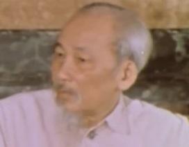 Xem lại đoạn phim Chủ tịch Hồ Chí Minh trả lời báo chí Nhật Bản năm 1966