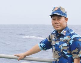 """""""Mệnh lệnh không lời"""" với Cảnh sát biển"""