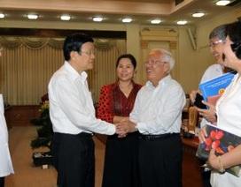 Chủ tịch nước: Phấn đấu đưa kim ngạch thương mại Việt - Nga lên 20 tỉ USD