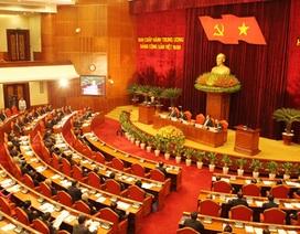 Ngày làm việc đầu tiên Hội nghị lần thứ 11 Ban Chấp hành Trung ương Đảng khóa XI