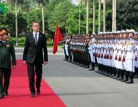Việt Nam và Slovakia ký Bản ghi nhớ về hợp tác quốc phòng