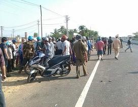 Bình Thuận: Xe tải tông chết 3 phụ nữ