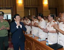 Chủ tịch nước: Chưa thể yên lòng khi thương binh còn khó khăn, liệt sĩ còn khuyết danh
