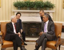 Tuyên bố về Tầm nhìn chung Việt Nam - Hoa Kỳ: Làm sâu sắc thêm quan hệ đối tác lâu dài