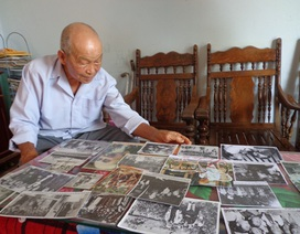 Cụ ông trên 50 năm sưu tầm ảnh Bác Hồ