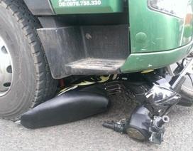 Trên đường đi xin việc làm thêm, nữ sinh bị xe container cán tử vong