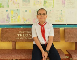 Cậu học trò lớp 5 phố núi liên tiếp giành 2 giải quốc gia