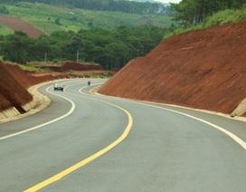 Thông xe đường Hồ Chí Minh đoạn qua tỉnh Đắk Nông