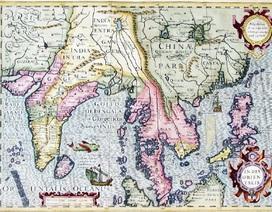 Bản đồ cổ phương Tây khẳng định Hoàng Sa, Trường Sa của Việt Nam