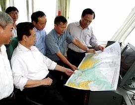 Thủ tướng chỉ đạo tiến độ các dự án trọng điểm tại Hải Phòng
