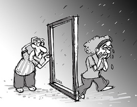Gương vỡ khó lành