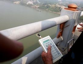 Máy địa bức xạ trên hành trình tìm nạn nhân thẩm mỹ viện Cát Tường