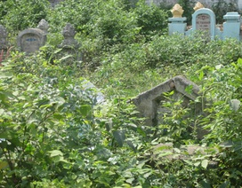 Chuyện đời ở khu nghĩa trang chôn người bị AIDS