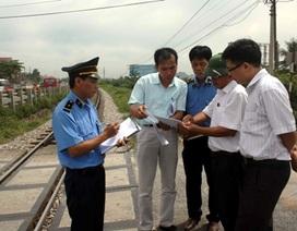 Thanh tra việc quản lý, sử dụng đất của Đường sắt Việt Nam