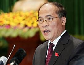Chủ tịch Quốc hội: Tình hình Biển Đông diễn biến khó lường