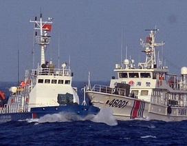 Tàu chiến Trung Quốc phát sóng âm thanh tần số cao cản trở tàu Việt Nam